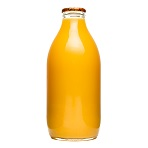 1 Pint Orange Juice Glass